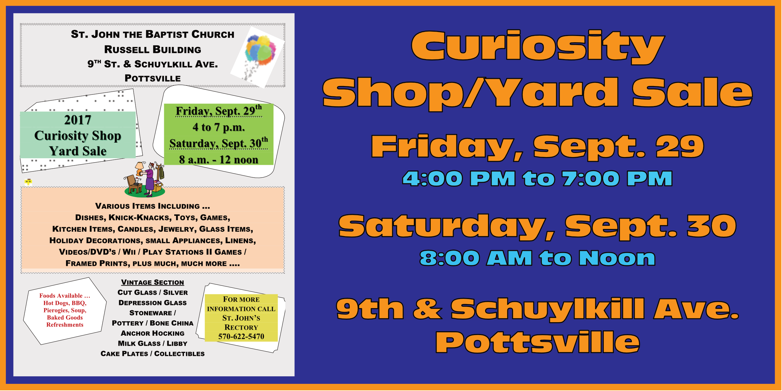 Curiosity Shop Web Site