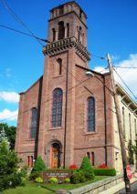 church photo smaller St. John the Baptist Parish Family